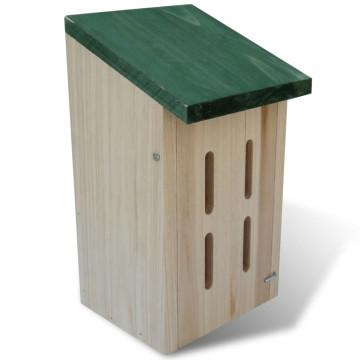 8 darab fa pillangóház 14 x 15 x 22 cm - utánvéttel vagy ingyenes szállítással