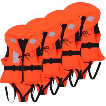 4 db gyerek mentőmellény 100 N 20-30 kg - utánvéttel vagy ingyenes szállítással