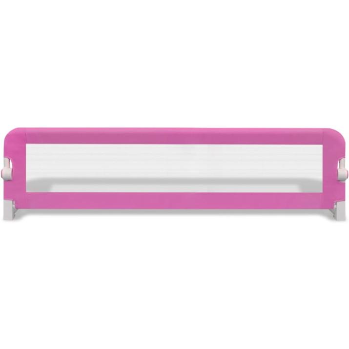 2 db rózsaszín biztonsági leesésgátló 150 x 42 cm - utánvéttel vagy ingyenes szállítással