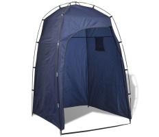 Tusoló/wc/öltöző sátor kék - utánvéttel vagy ingyenes szállítással