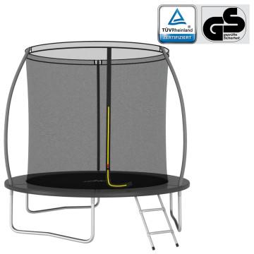 Kerek trambulinszett 244 x 55 cm 100 kg - utánvéttel vagy ingyenes szállítással