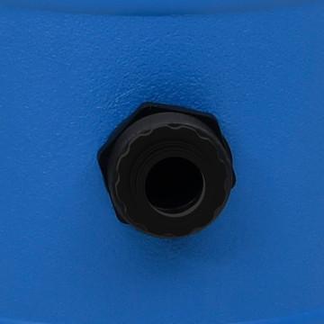 Fekete-kék medence szűrő szivattyú 4 m³ / óra - utánvéttel vagy ingyenes szállítással