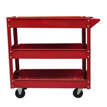 2 x Műhelykocsi 100 kg 3 polc - utánvéttel vagy ingyenes szállítással