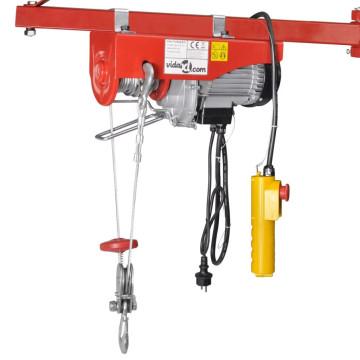 Elektromos emelő 1300 W 400/800 kg - utánvéttel vagy ingyenes szállítással