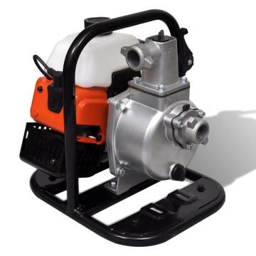 Benzinmotoros vízszivattyú 2-ütemű 1,45 kW 0,95 L - ingyenes szállítás
