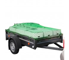 1,5x2,2 m PP pótkocsi háló - utánvéttel vagy ingyenes szállítással