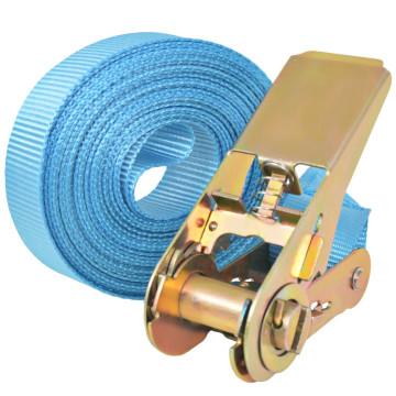 10 db kék racsnis spanifer, 0,8 tonna 4 m x 25 mm - utánvéttel vagy ingyenes szállítással