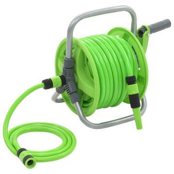 20+2 méteres kerekes víztömlődob - utánvéttel vagy ingyenes szállítással