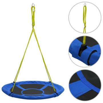 Kék színű hinta 110 cm 150 kg - utánvéttel vagy ingyenes szállítással
