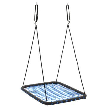 Kék színű hinta 104 x 76 cm 200 kg - utánvéttel vagy ingyenes szállítással