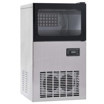 Fekete jégkockakészítő gép 420 W 45 kg/24 h - utánvéttel vagy ingyenes szállítással