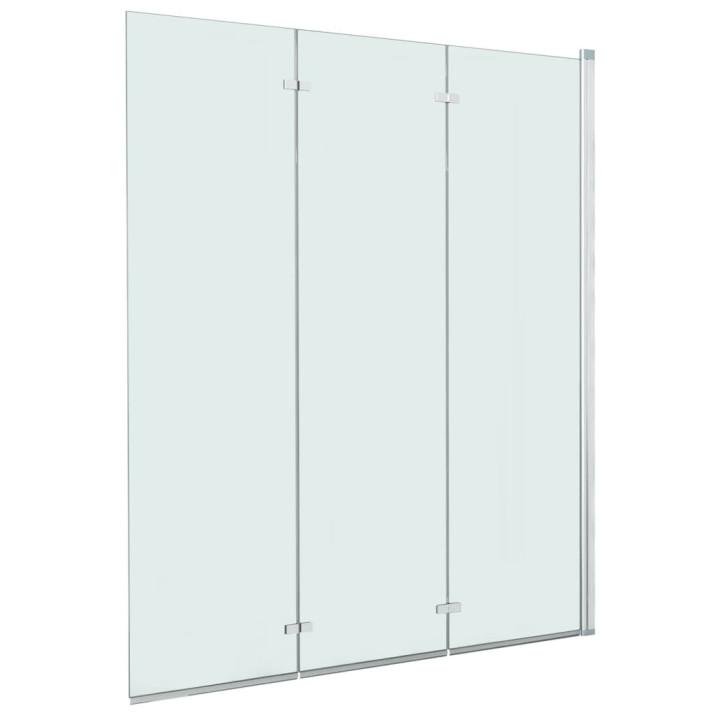 ESG zuhanykabin 3-paneles összecsukható ajtóval 130 x 138 cm - ingyenes szállítás