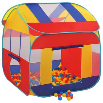 XXL játszósátor 300 db labdával - utánvéttel vagy ingyenes szállítással