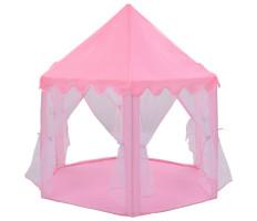 Rózsaszín hercegnős játszósátor - utánvéttel vagy ingyenes szállítással