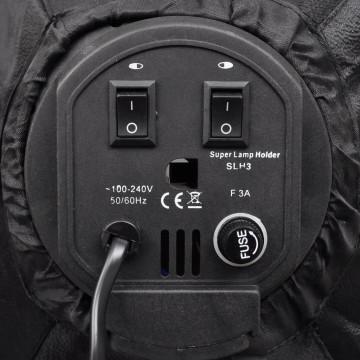 2 Lámpa Állvány Vaku Lágyítóval / Stúdió felszerelés - utánvéttel vagy ingyenes szállítással