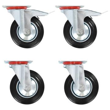 12 darab önbeálló görgő 160 mm - utánvéttel vagy ingyenes szállítással