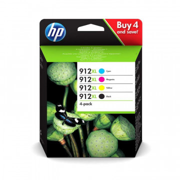 Hp 912xl tintapatron multipack (Hp 3YP34AE)