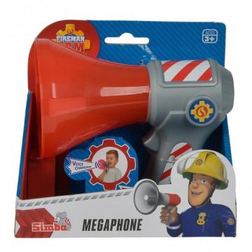 Sam, a tűzoltó Megafon