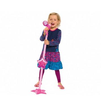 Álló mikrofon rózsaszín - My Music Worls