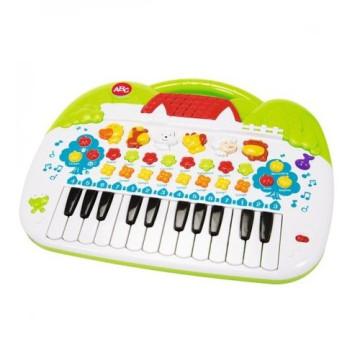 ABC állathangos zongora Simba