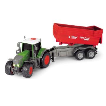 Dickie Farm traktor billenő utánfutóval funkcióval Fendt 939 vario