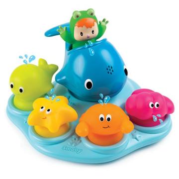 Cotoons Halacskák fürdőjáték Smoby