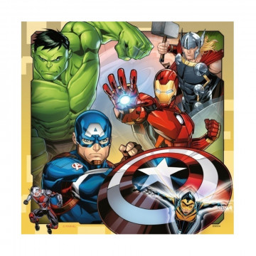 Avengers 3x49 db-os puzzle - Ravensburger