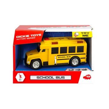 Dickie Action Series iskolabusz