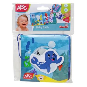 ABC mágikus fürdőkönyv - A tenger világa