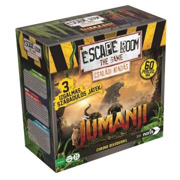 Escape Room Jumanji - családi kiadás