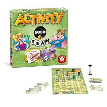 Activity Solo and Team társasjáték