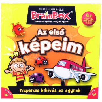 Az első képeim társasjáték - BrainBox