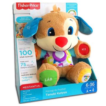 Fisher Price Tanuló kutyus - 2018