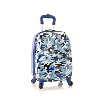 4 kerekű ABS bőrönd - Terepmintás