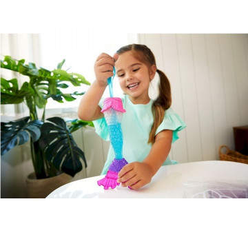 Barbie Dreamtopia Slime Sellő baba