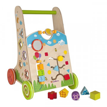 Eichhorn fa színes járássegítő fejlesztőjátékokkal - Color Activity Walker