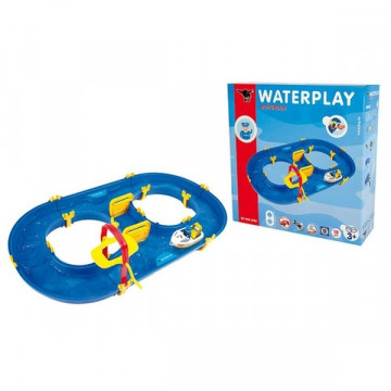 Big Waterplay Rotterdam vízi játékpálya