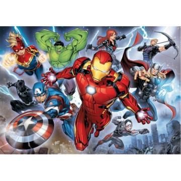 Avengers puzzle 200 db-os Bosszúállók