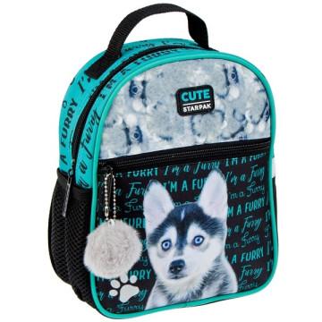Kutyás ovis hátizsák - Husky kutya