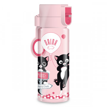 Ars Una cicás kulacs 475ml - Think Pink