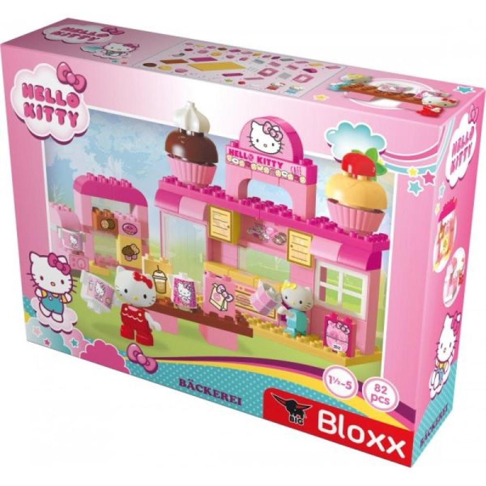 Play Big Bloxx Hello Kitty építőjáték szett - Pékség