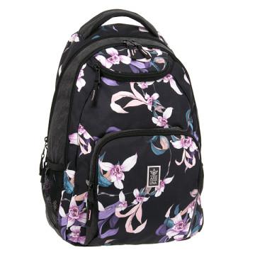 Ars Una iskolatáska, hátizsák - Botanic Orchid