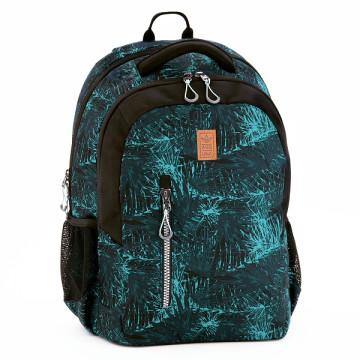 Ars Una iskolatáska, hátizsák - Kék nyomatos