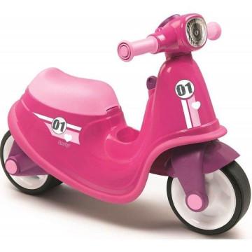 Smoby robogó - Pink