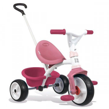Smoby tricikli 2in1 pink - Be Move