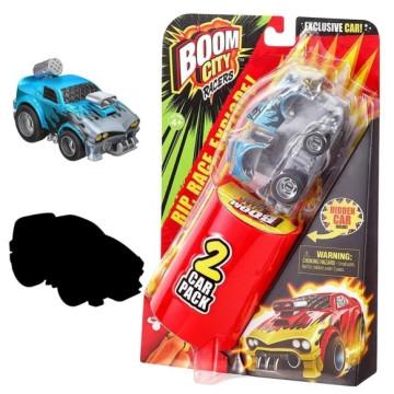 Boom City Racers duplaszett - Fire it up