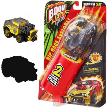 Boom City Racers duplaszett - Roasted