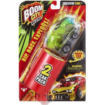 Boom City Racers duplaszett - Hot Mamale