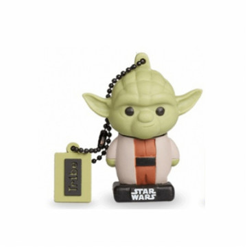 Tribe FD030510 Star Wars Yoda The Last Jedi design pendrive