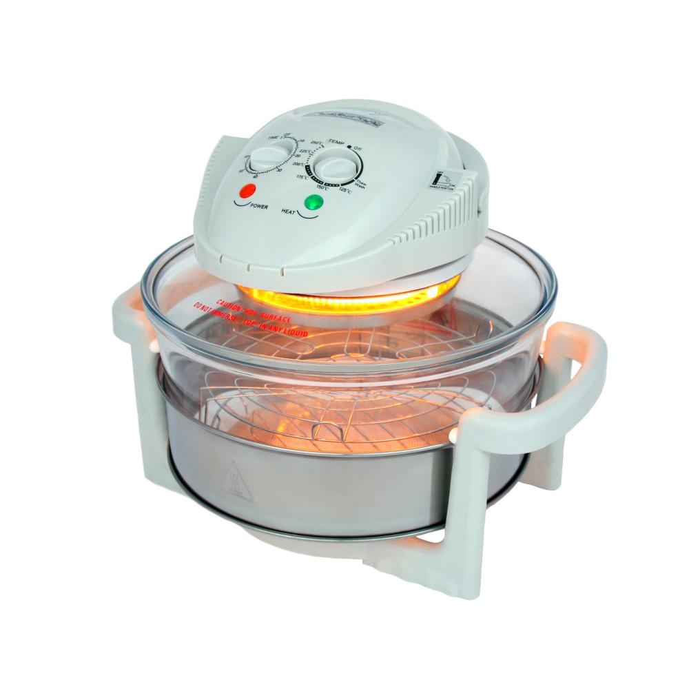 Camry CR6305 halogén elektromos sütő, 12L, 1300W, Fehér